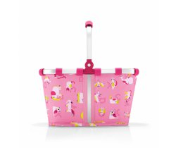 Koszyk carrybag XS kids abc friends pink