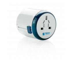 Adapter podróżny Travel Blue P820.833