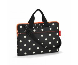 Torba netbookbag mixed dots