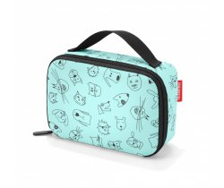 Torba thermocase kids cats and dogs mint