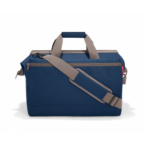 Torba allrounder L  pocket dark blue