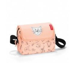 Torba everydaybag kids cats and dogs rose
