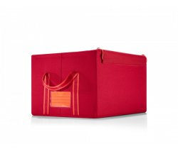Organizer storagebox M red