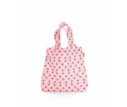 siatka mini maxi shopper bavaria rose