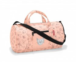 Torba minimaxi dufflerbag S kids cats and dogs ros